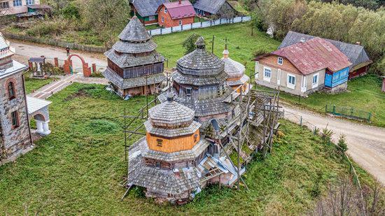 Churches of St. Michael the Archangel in Isai, Lviv Oblast, Ukraine, photo 14