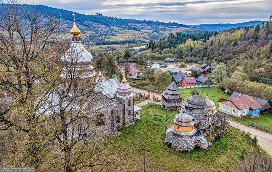 Churches of St. Michael the Archangel in Isai, Lviv Oblast, Ukraine, photo 15
