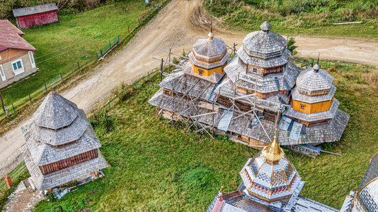 Churches of St. Michael the Archangel in Isai, Lviv Oblast, Ukraine, photo 16