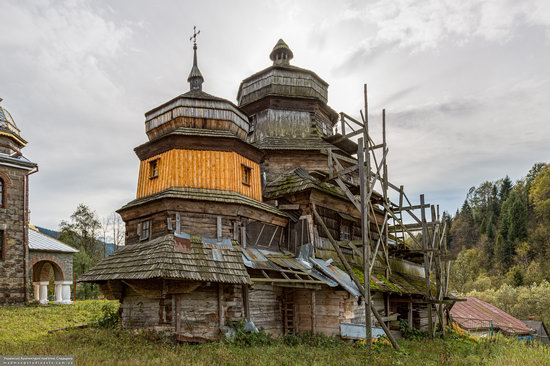 Churches of St. Michael the Archangel in Isai, Lviv Oblast, Ukraine, photo 5
