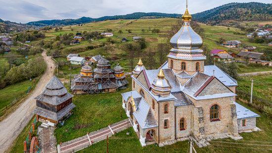 Churches of St. Michael the Archangel in Isai, Lviv Oblast, Ukraine, photo 7