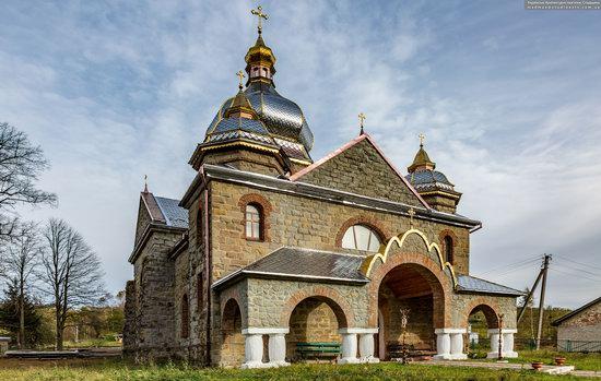Churches of St. Michael the Archangel in Isai, Lviv Oblast, Ukraine, photo 8