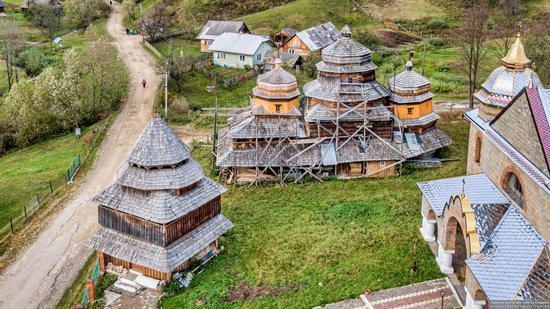 Churches of St. Michael the Archangel in Isai, Lviv Oblast, Ukraine, photo 9