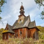 One of the Best Catholic Wooden Churches in Ukraine