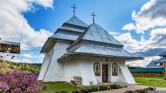 Fortified church in Rosokhy, Lviv Oblast, Ukraine, photo 10
