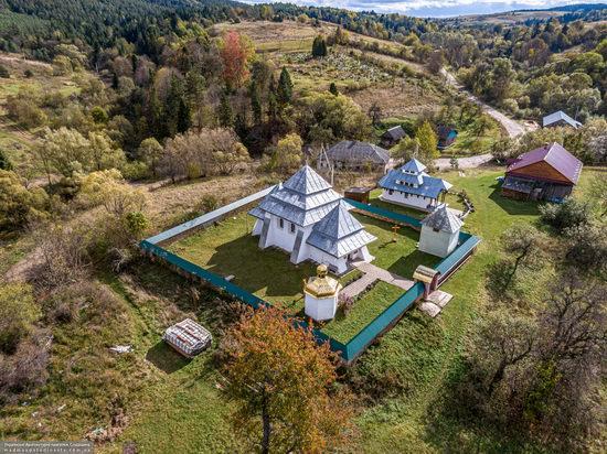 Fortified church in Rosokhy, Lviv Oblast, Ukraine, photo 6