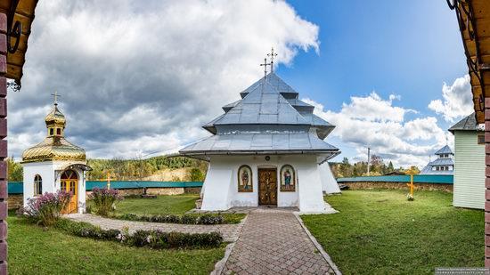 Fortified church in Rosokhy, Lviv Oblast, Ukraine, photo 7
