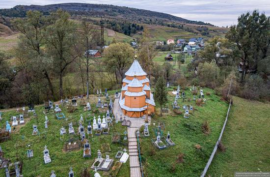 Church of St. Nicholas in Turka, Lviv Oblast, Ukraine, photo 10