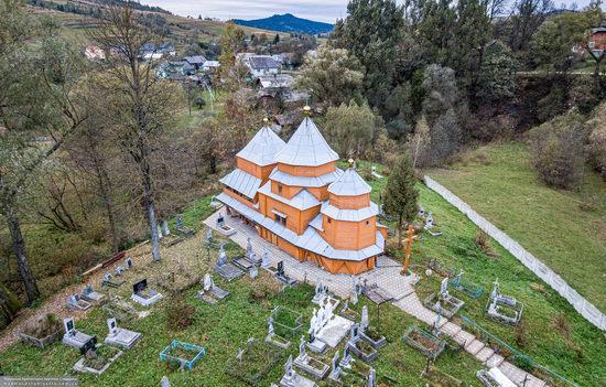 Church of St. Nicholas in Turka, Lviv Oblast, Ukraine, photo 11