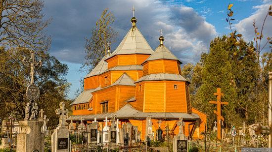 Church of St. Nicholas in Turka, Lviv Oblast, Ukraine, photo 2