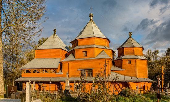 Church of St. Nicholas in Turka, Lviv Oblast, Ukraine, photo 3