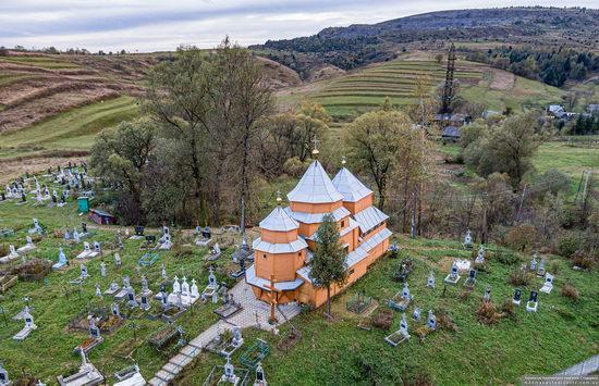 Church of St. Nicholas in Turka, Lviv Oblast, Ukraine, photo 7