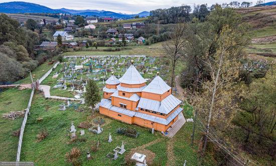 Church of St. Nicholas in Turka, Lviv Oblast, Ukraine, photo 9