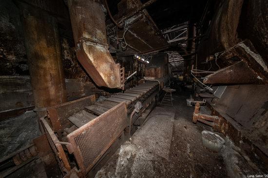 Zaporozhye Aluminium Combine, Ukraine - a Decaying Industrial Giant, photo 11