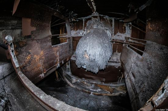 Zaporozhye Aluminium Combine, Ukraine - a Decaying Industrial Giant, photo 14