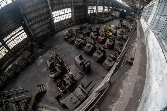Zaporozhye Aluminium Combine, Ukraine - a Decaying Industrial Giant, photo 15