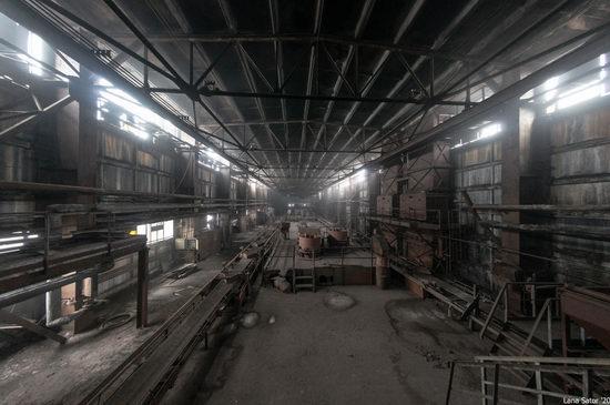 Zaporozhye Aluminium Combine, Ukraine - a Decaying Industrial Giant, photo 19