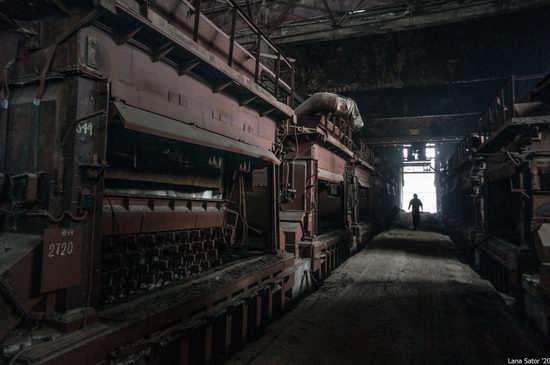 Zaporozhye Aluminium Combine, Ukraine - a Decaying Industrial Giant, photo 22