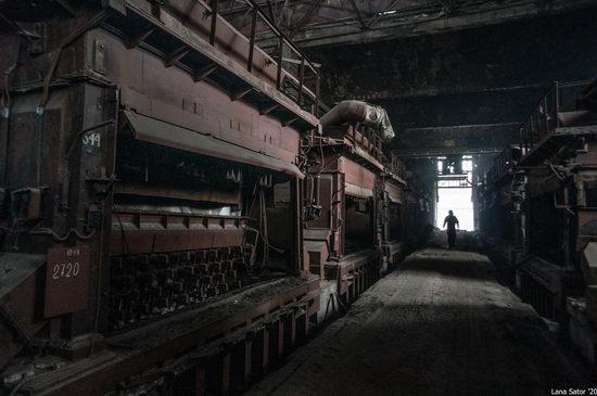 Zaporozhye Aluminium Combine, Ukraine - a Decaying Industrial Giant, photo 22