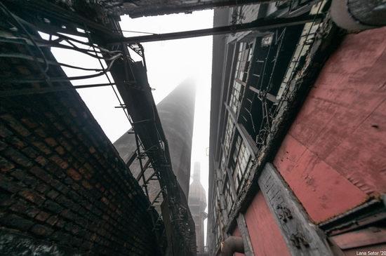 Zaporozhye Aluminium Combine, Ukraine - a Decaying Industrial Giant, photo 25