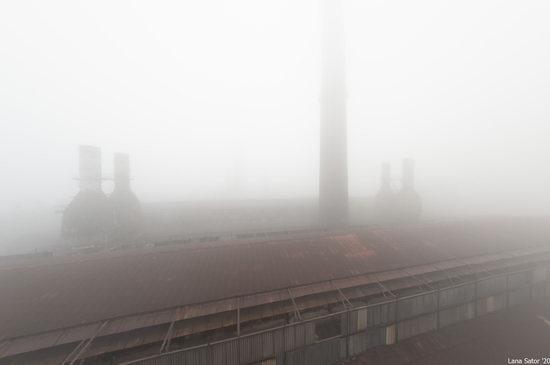 Zaporozhye Aluminium Combine, Ukraine - a Decaying Industrial Giant, photo 27