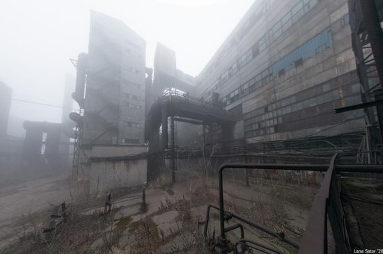 Zaporozhye Aluminium Combine, Ukraine - a Decaying Industrial Giant, photo 7