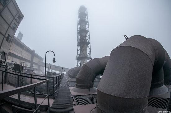 Zaporozhye Aluminium Combine, Ukraine - a Decaying Industrial Giant, photo 9