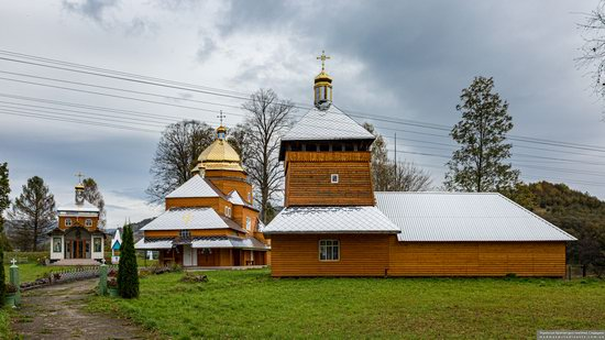 Church of the Assumption of the Holy Virgin in Topilnytsya, Lviv Oblast, Ukraine, photo 2