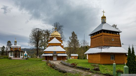 Church of the Assumption of the Holy Virgin in Topilnytsya, Lviv Oblast, Ukraine, photo 3