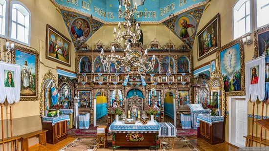 Church of the Assumption of the Holy Virgin in Topilnytsya, Lviv Oblast, Ukraine, photo 9