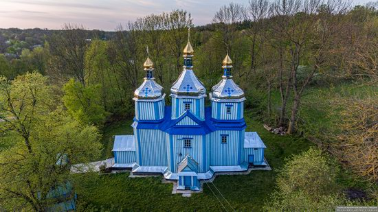 Church of St. Michael the Archangel in Telelyntsi, Vinnytsia Oblast, Ukraine, photo 1