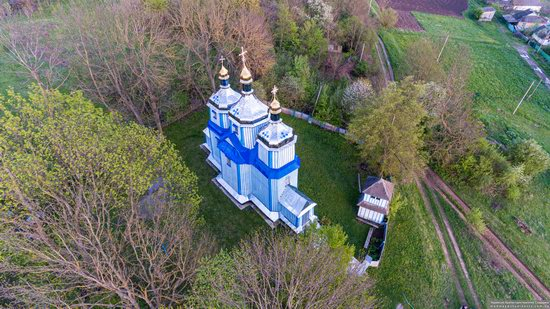 Church of St. Michael the Archangel in Telelyntsi, Vinnytsia Oblast, Ukraine, photo 13