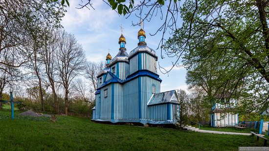 Church of St. Michael the Archangel in Telelyntsi, Vinnytsia Oblast, Ukraine, photo 2