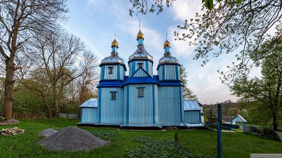 Church of St. Michael the Archangel in Telelyntsi, Vinnytsia Oblast, Ukraine, photo 3