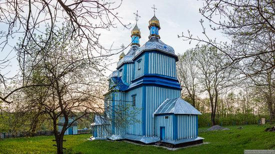 Church of St. Michael the Archangel in Telelyntsi, Vinnytsia Oblast, Ukraine, photo 5