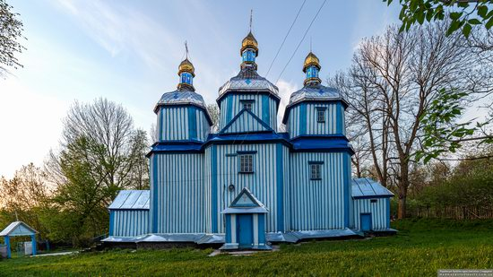 Church of St. Michael the Archangel in Telelyntsi, Vinnytsia Oblast, Ukraine, photo 6