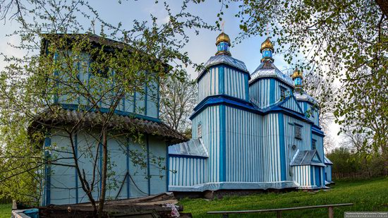 Church of St. Michael the Archangel in Telelyntsi, Vinnytsia Oblast, Ukraine, photo 7