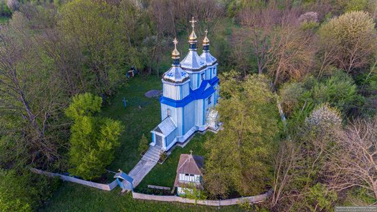 Church of St. Michael the Archangel in Telelyntsi, Vinnytsia Oblast, Ukraine, photo 8