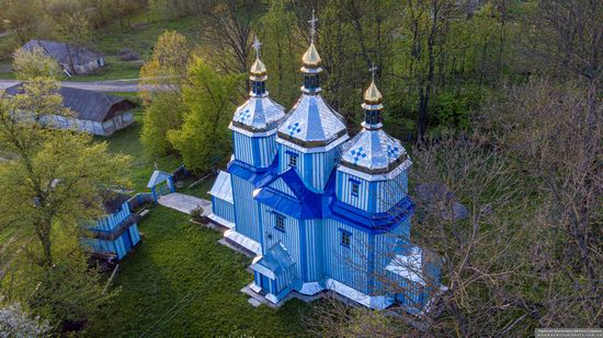 Church of St. Michael the Archangel in Telelyntsi, Vinnytsia Oblast, Ukraine, photo 9