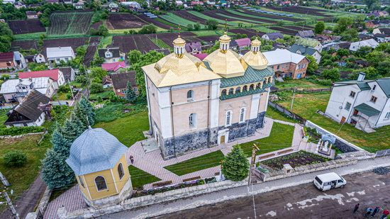 Fortified Assumption Church in Pidhaitsi, Ternopil Oblast, Ukraine, photo 1