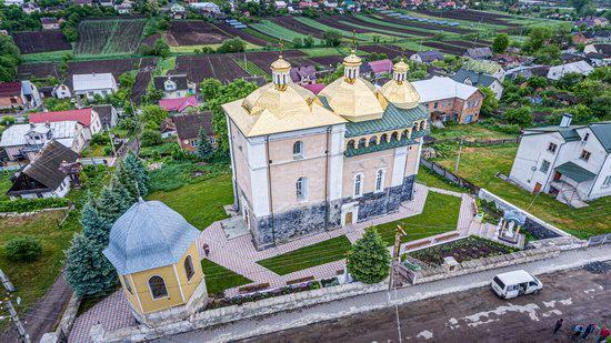 Fortified Assumption Church in Pidhaitsi, Ternopil Oblast, Ukraine, photo 1