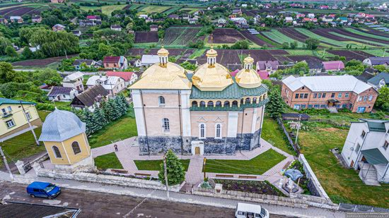 Fortified Assumption Church in Pidhaitsi, Ternopil Oblast, Ukraine, photo 10