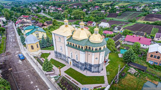 Fortified Assumption Church in Pidhaitsi, Ternopil Oblast, Ukraine, photo 11