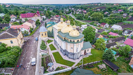 Fortified Assumption Church in Pidhaitsi, Ternopil Oblast, Ukraine, photo 12