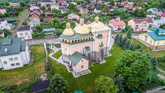 Fortified Assumption Church in Pidhaitsi, Ternopil Oblast, Ukraine, photo 14