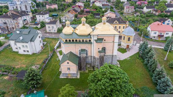 Fortified Assumption Church in Pidhaitsi, Ternopil Oblast, Ukraine, photo 15