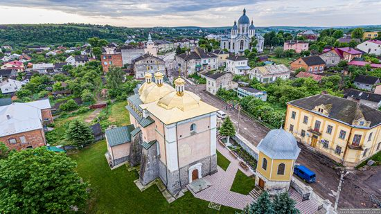 Fortified Assumption Church in Pidhaitsi, Ternopil Oblast, Ukraine, photo 16