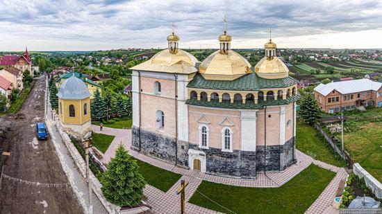 Fortified Assumption Church in Pidhaitsi, Ternopil Oblast, Ukraine, photo 17