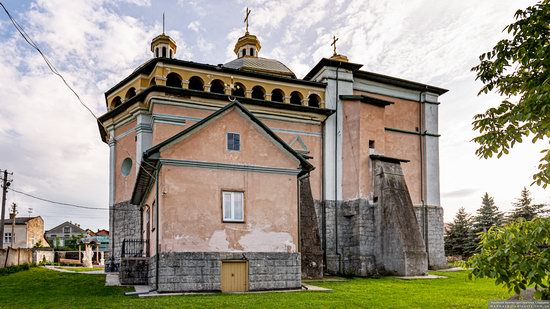 Fortified Assumption Church in Pidhaitsi, Ternopil Oblast, Ukraine, photo 3