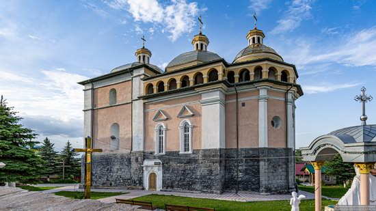 Fortified Assumption Church in Pidhaitsi, Ternopil Oblast, Ukraine, photo 4